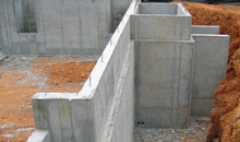 Concrete Foundations Greenbee